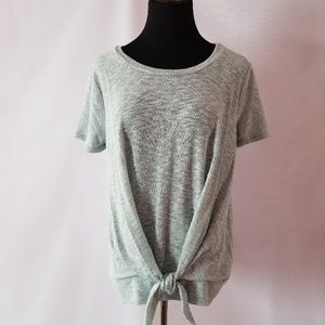 NWT Le Lis stitch fix French Terry top